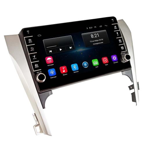 Автомагнитола Toyota Camry 2012+ Navifly Android 8 16/1gb с кнопками