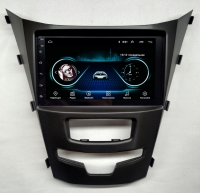 Автомагнитола NaviFly SsangYong Actyon Android 8 16/1Gb