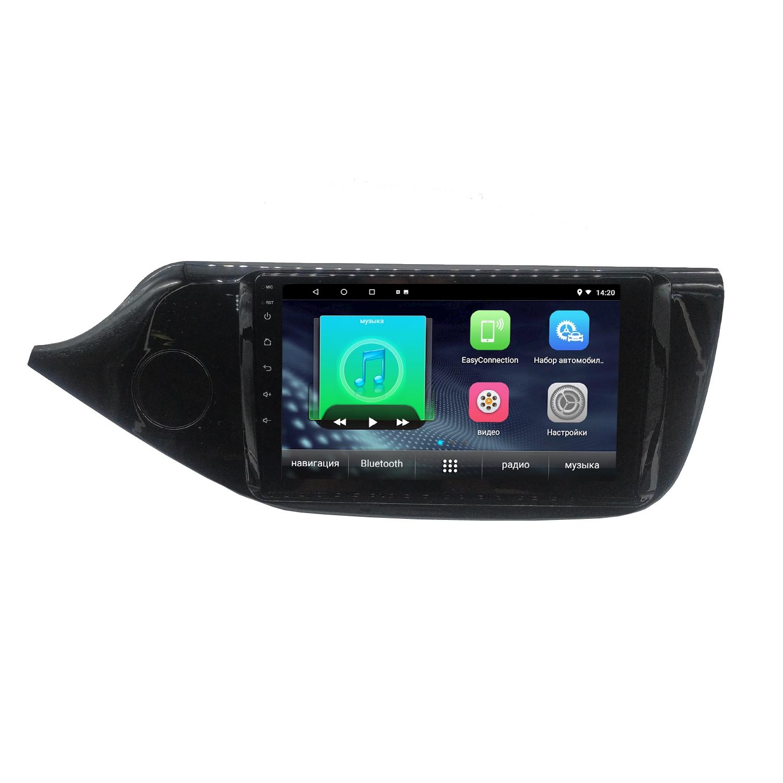 Штатная магнитола Kia Ceed 2013+ NaviFly Android 9 32/2gb