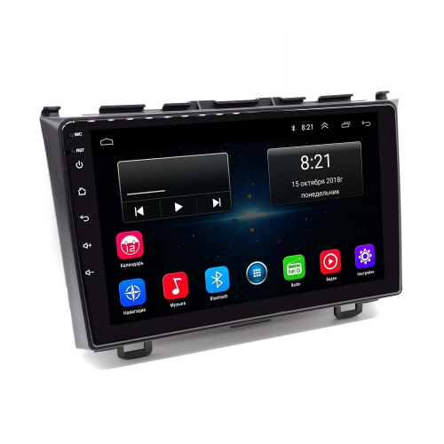 Штатная магнитола Honda CR-V 2007-2012 NewStar Android 8 16/1gb