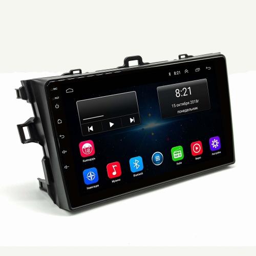 Автомагнитола Toyota Corolla 2006 - 2013 NaviFly - android 8 16/1gb