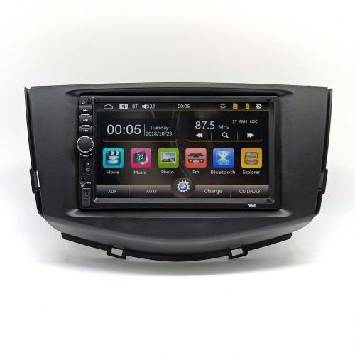 Штатная магнитола Lifan X60 без GPS
