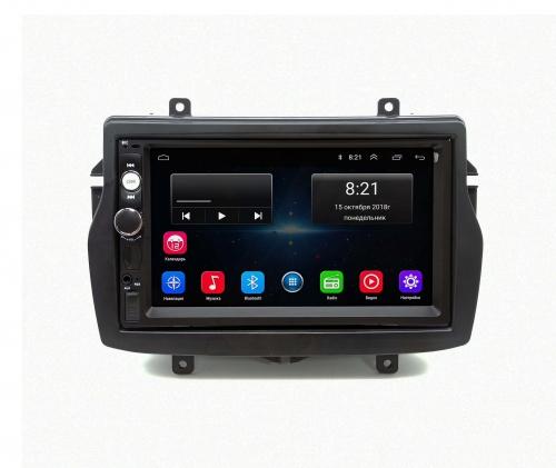 Штатная магнитола Lada vesta android 2din