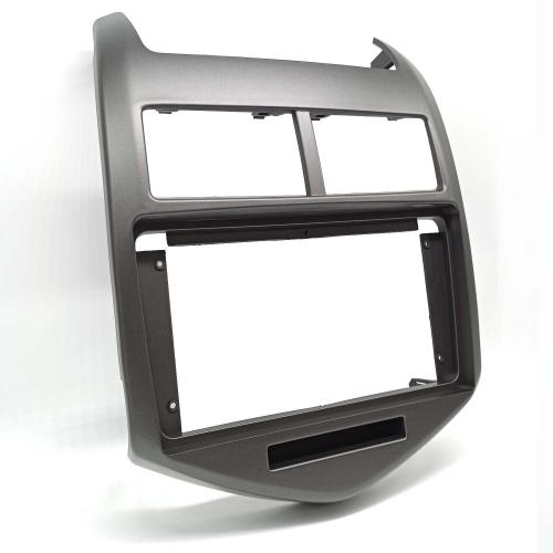 Переходная рамка Chevrolet Aveo 2012+  9 дюймов