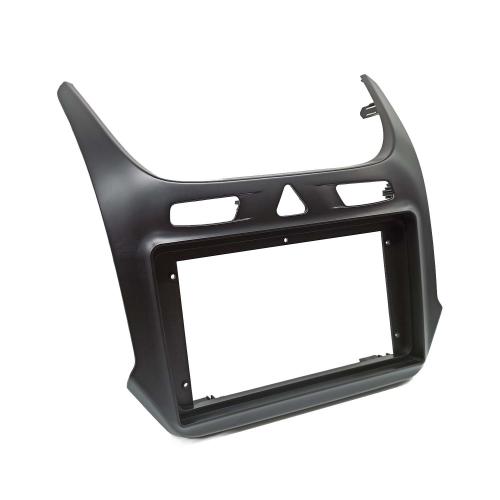 Переходная рамка Chevrolet Cobalt черная (9-дюймов)