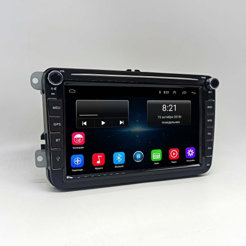 Автомагнитола NaviFly volkswagen jetta android 8 32/2gb