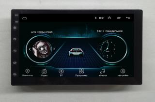 Автомагнитола NaviFly 2DIN Android 8.1 Go