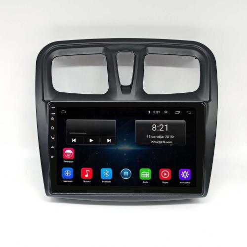 Штатная магнитола Renault Logan 2, Sandero NewStar Android 8 32/2gb