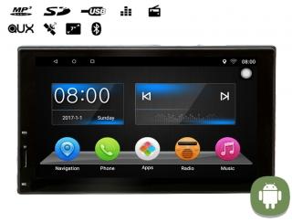 Штатная магнитола Chery Tiggo 2din Android с GPS