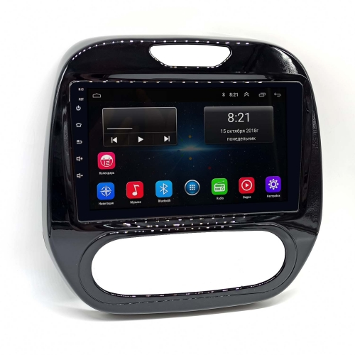 Штатная магнитола Renault Kaptur под кондиционер Android