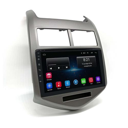 Штатная магнитола Chevrolet Aveo 2012+ NewStar Android 8 16/1gb