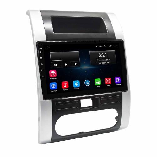 Штатная магнитола Nissan Xtrail 2007-2014 NaviFly Android