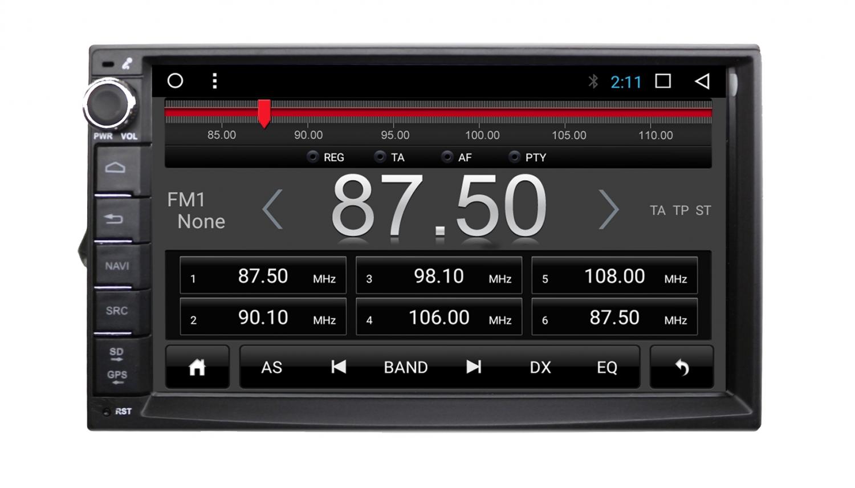 Автомагнитола NaviFly Chevrolet Epica Android 7