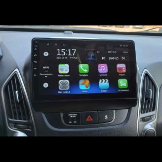 Штатная магнитола Hyundai IX35, Tucson NaviFly Android 8 16/1gb