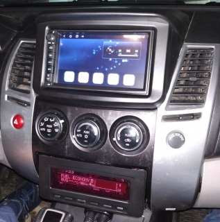 Штатная магнитола Mitsubishi L200 Android 8 16/1gb