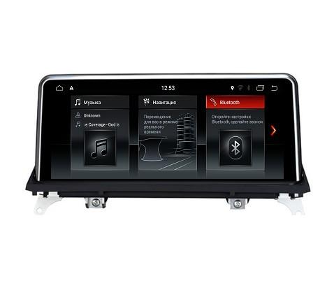 Штатная магнитола BMW X5 Android (B3009-CIC) FarCar
