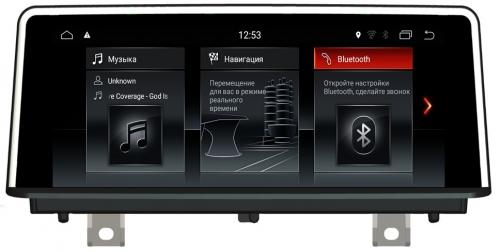 Штатная магнитола BMW 1 Android (B3001-NBT) FarCar