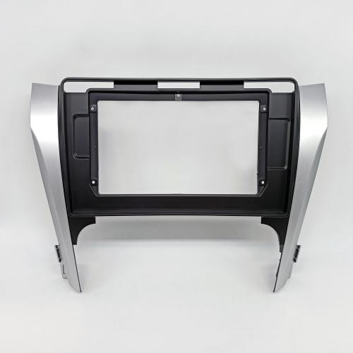 Переходная рамка для Toyota Camry V50 черная (10-дюймов)