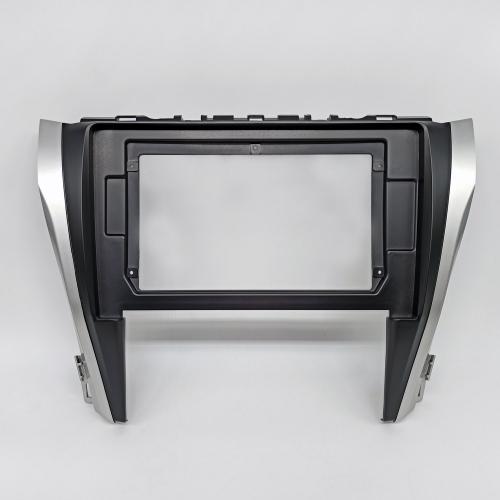 Переходная рамка для Toyota Camry V55 черная (10-дюймов)
