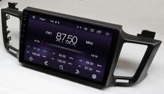 Штатная магнитола Toyota Rav4 2013+ NewStar Android 9 4G 16/2Gb
