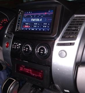 Штатная магнитола Mitsubishi L200 Android 8 16/2gb