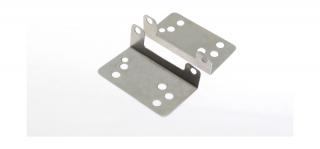 Комплект металлических креплений для магнитолы 2 Din Лада Гранта (Lada Granta FL) 2018+