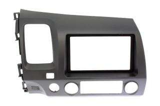 Переходная рамка Honda Civic 4D 2007-2011 2din