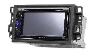 Переходная рамка Chevrolet Epica, Aveo, Captiva 2Din