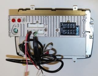Штатная магнитола Lada vesta android