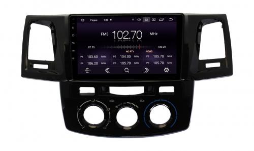 Автомагнитола Toyota Hilux 2008-2015 Android