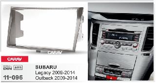 Автомагнитола NaviFly Subaru Legacy, Outback Android 7