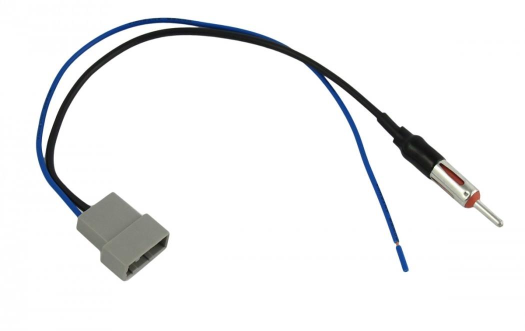 ISO переходник на антенну Nissan, Mazda