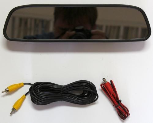Зеркало заднего вида 4,3 дюймов