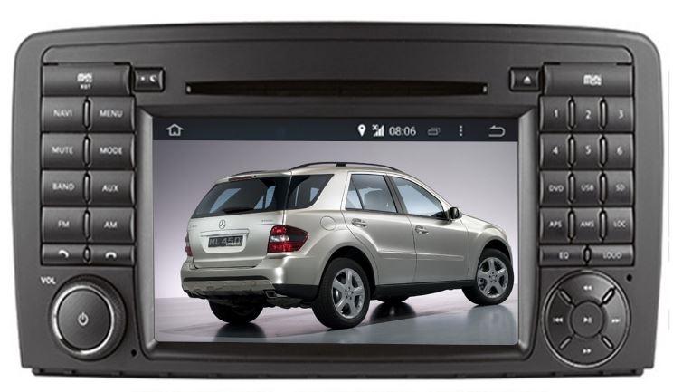 Автомагнитола NaviFly Mercedes Benz ML, GL (2005-2012)