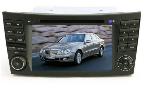 Автомагнитола NaviFly Mercedes Benz E-Class W211 (2002-2009)