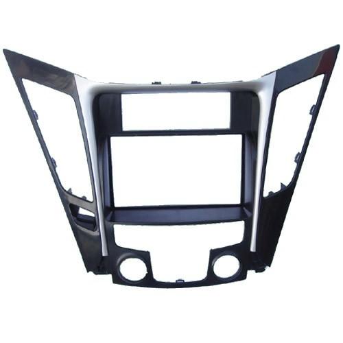 Переходная рамка для Hyundai Sonata 2011+ 2din lux