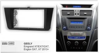 Переходная рамка Geely Emgrand X7 2Din