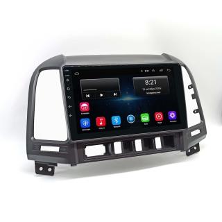 Штатная магнитола Hyundai SantaFe 2006-2012 NaviFly Android 8
