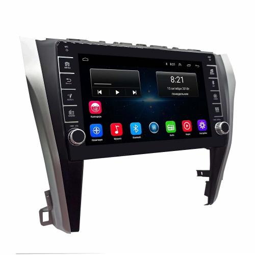 Автомагнитола Toyota Camry 2015+ Android с кнопками