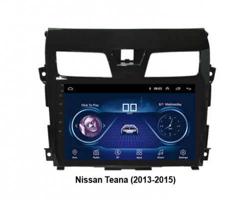 Штатная магнитола Nissan Teana 2013+ NaviFly Android