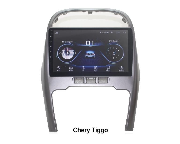 Штатная магнитола Chery Tiggo Android NewStar