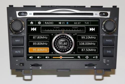 Автомагнитола Trinity honda cr-v 2007-2011