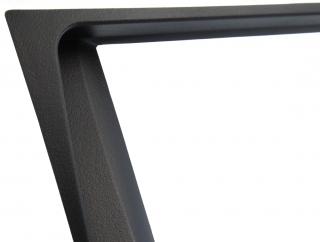 Переходная рамка для BMW 3 (E90, E91, E92) 2006 - 2din с мет.креплениями