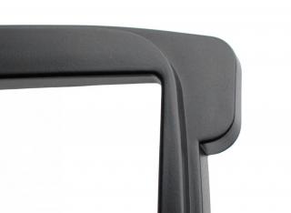 Переходная рамка Renault Duster 2012 + 2din