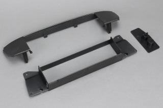 Переходная рамка для BMW Z4 (E85) 1din