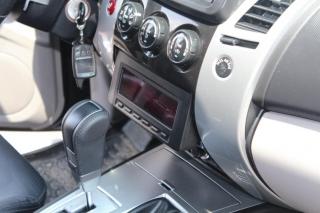 Переходная рамка для Mitsubishi Pajero Sport 2009 - для переноса бортового компьютера вниз