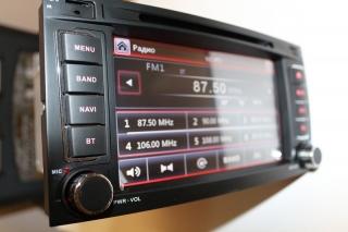 Автомагнитола NaviFly volkswagen multivan до 2010