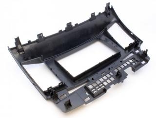 Переходная рамка для Mitsubishi Lancer X 2008+ 2din