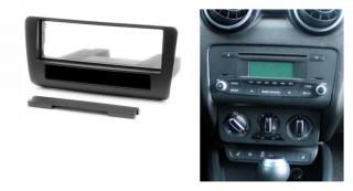 Переходная рамка для Audi A1 2011+ 1Din