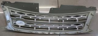 Решетка радиатора Chery Tiggo T5 (серебро)